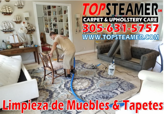 Top steamer video commercial carpet cleaning in hialeah - Limpieza de sofas ...